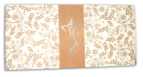 Hindu Wedding Card ABC 462 H