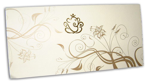 Hindu Wedding Card ABC 478
