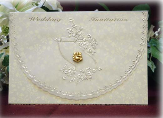 Hindu Wedding Card J280H